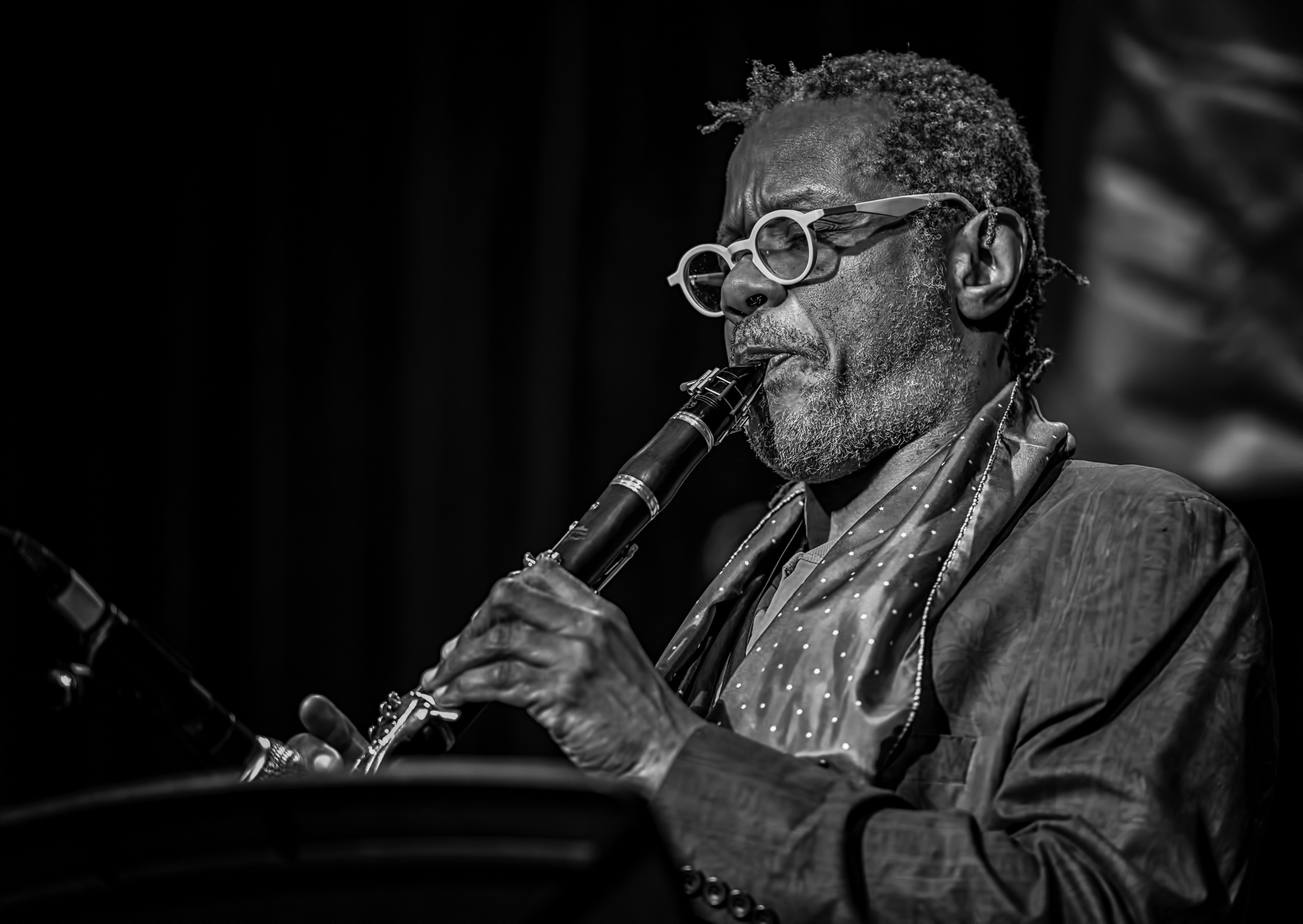 Don Byron With Quartet At The Nyc Winter Jazzfest 2016