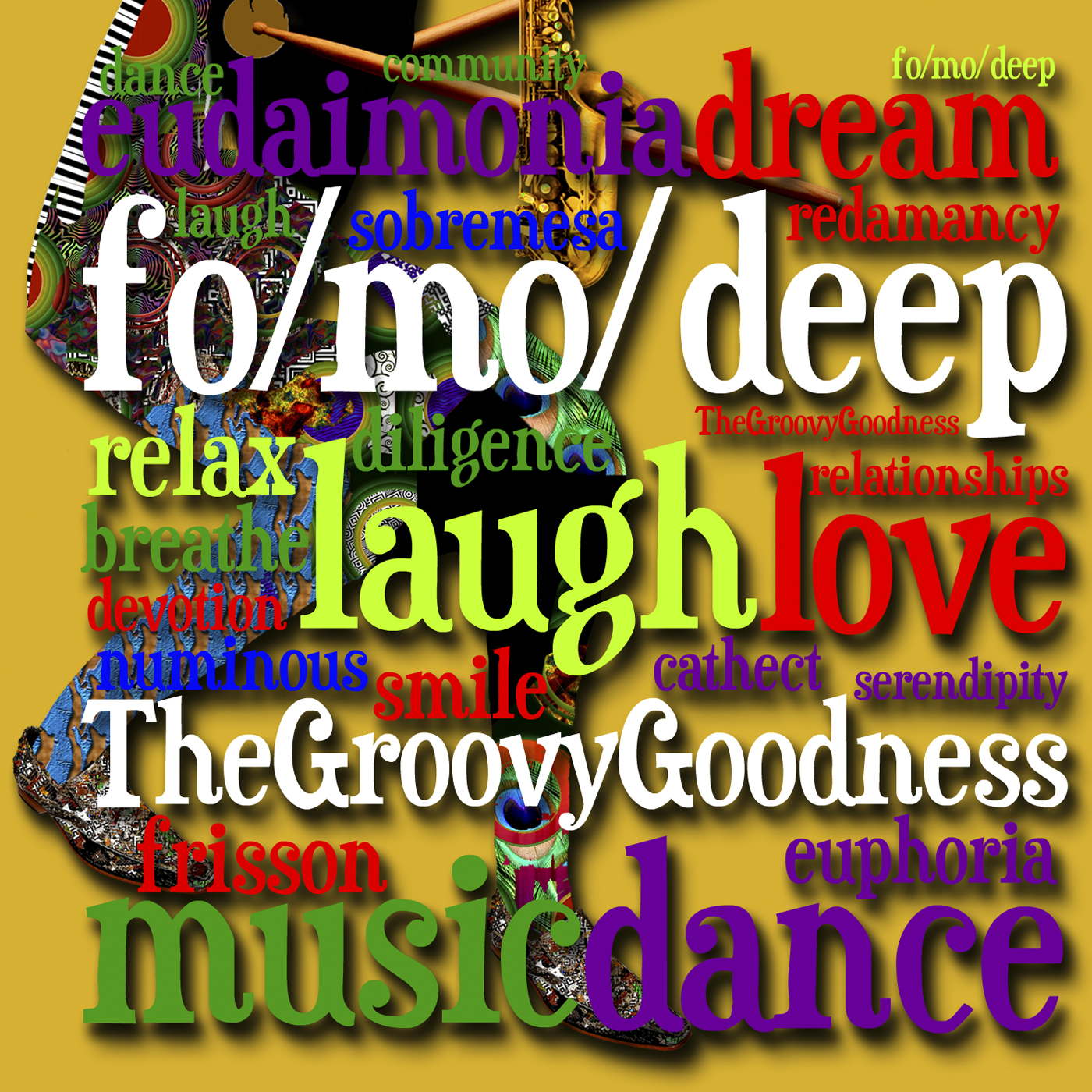 the Groovy Goodness by Fo/mo/deep (2014)