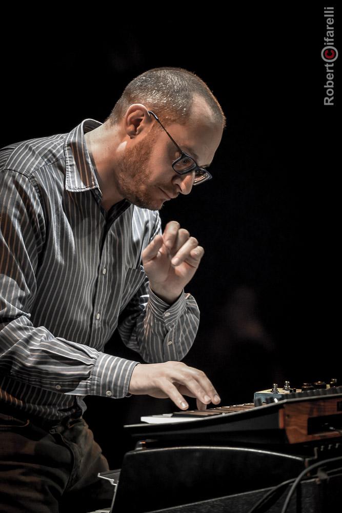 Adam Benjamin, Kneebody, Bluenote, Milan