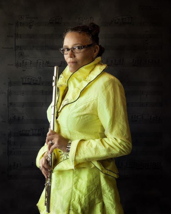 Bang On A Can And The Jewish Museum Present Flutist Nicole Mitchell