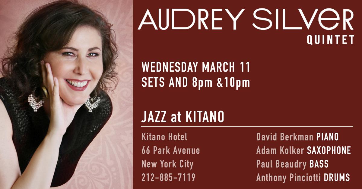 Audrey Silver Quintet