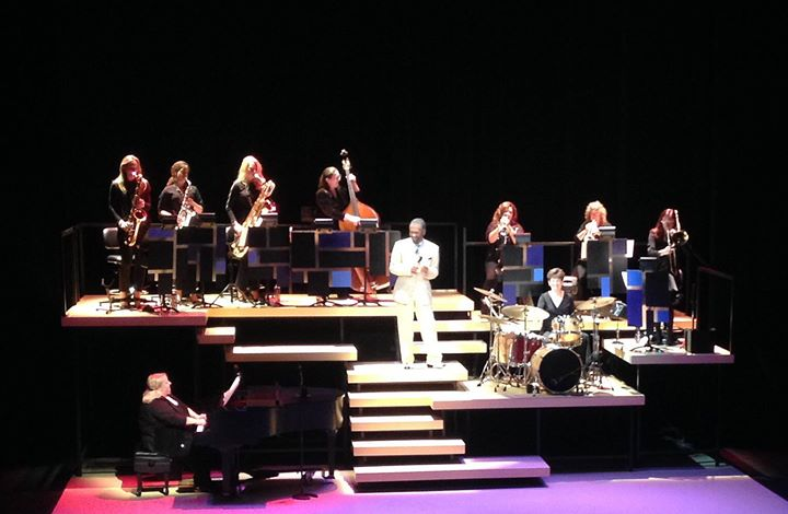 Maurice Hines And The Diva Jazz Orchestra
