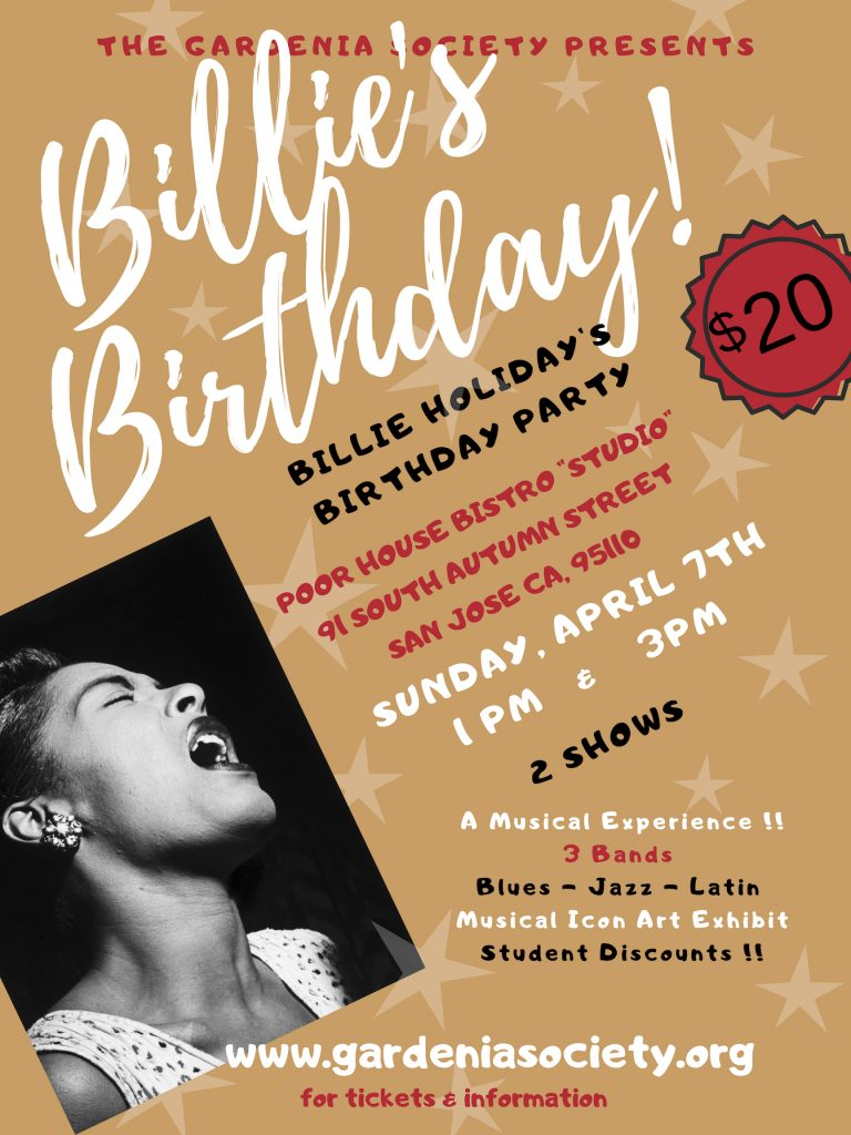 Billie's Birthday Celebration
