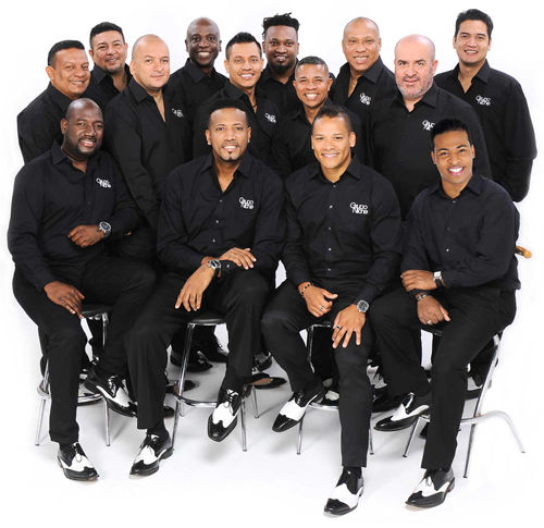 The World Famous Salsa Band, Grupo Niche @ Lehman Center