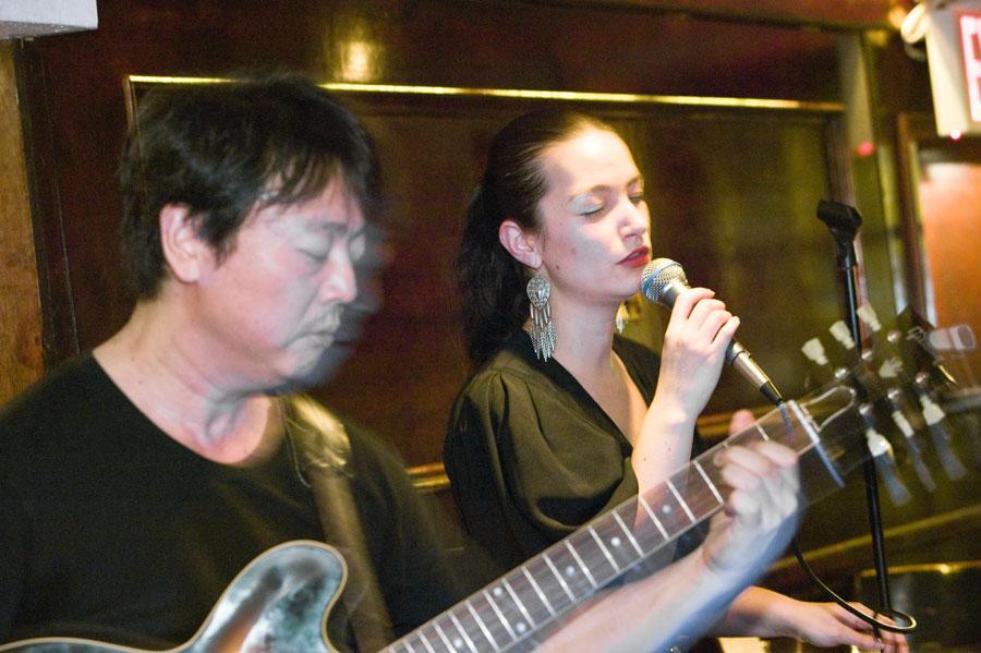 Gene Ess and Niki King