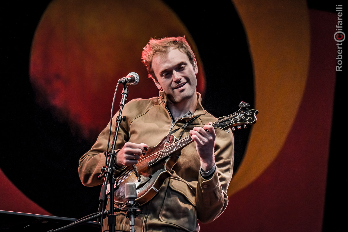 Chris Thile - 60th Monterey Jazz Festival, 2017