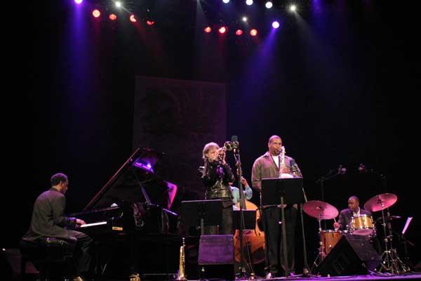 Tom Harrell Quintet at the Amr Jazz Festival, Alhambra, Geneva, Switzerland, 2005
