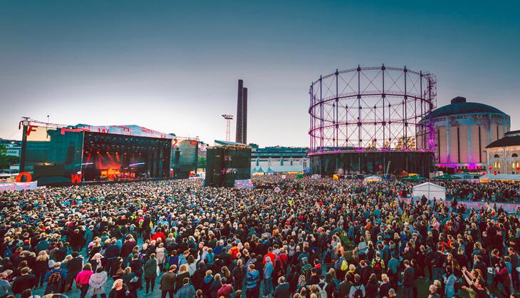 Flow Festival: Helsinki, Finland, August 10-12, 2012