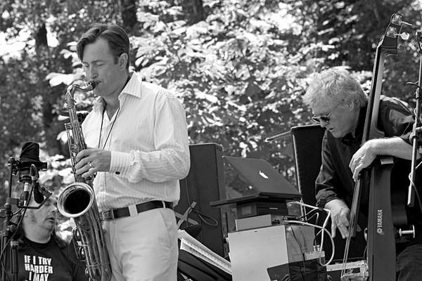 Tommy Smith / San Sebastian Jazzaldia 2009