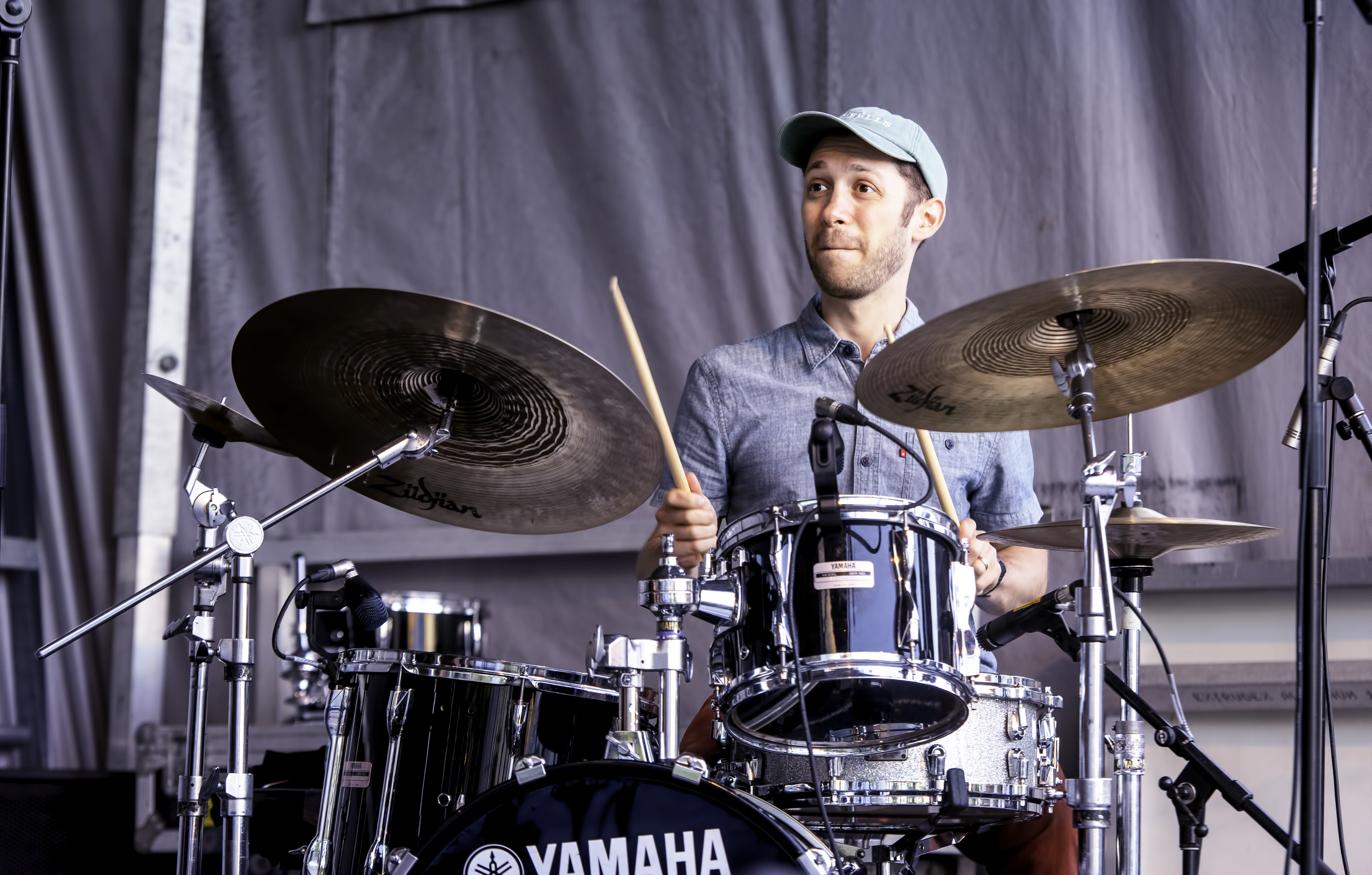 Richie Barshay with Way North at the Guelph Jazz Festival 2019