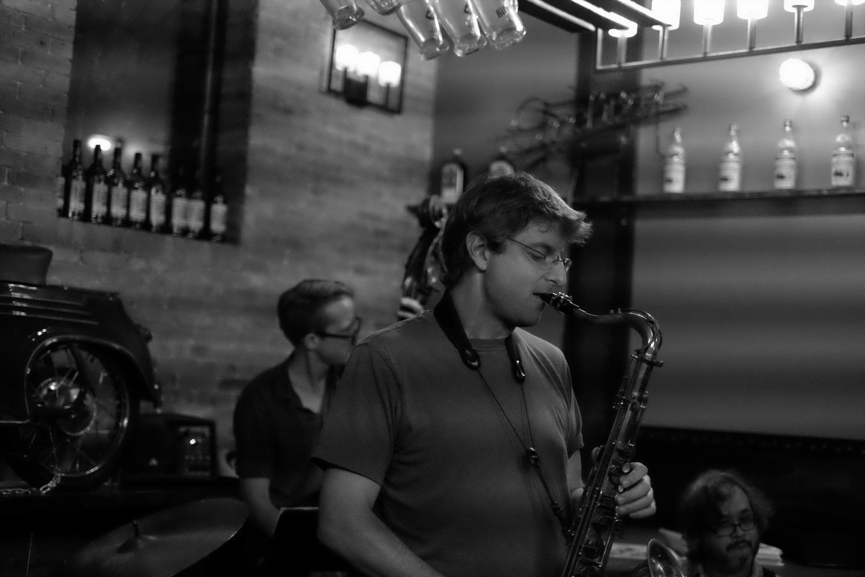 Adam Schneit Band w/ Eivind Opsvik & Sean Moran at Korzo