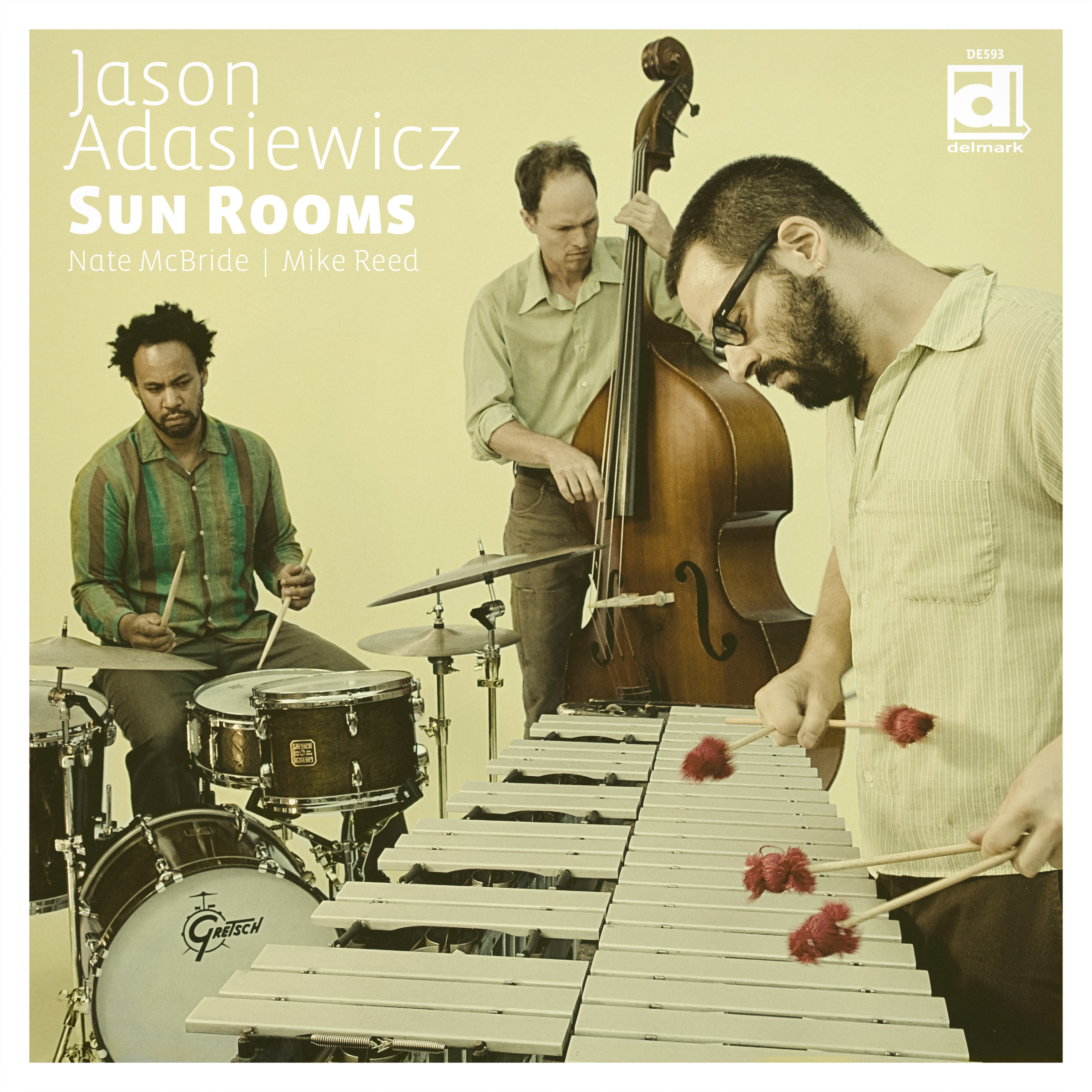 Jason Adasiewicz- Sun Rooms