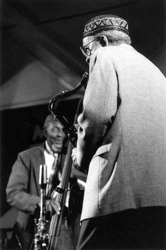 Jimmy and Percy Heath