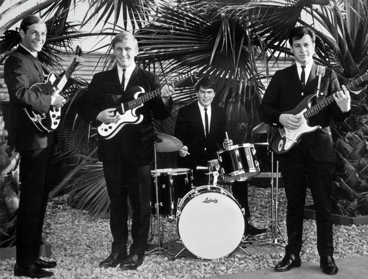 First Band 1964 - Not Exactly Jazz