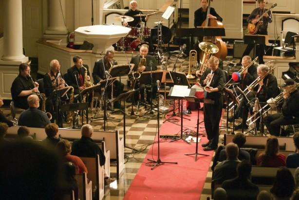 Mark Harvey and His Aardvark Jazz Orchestra