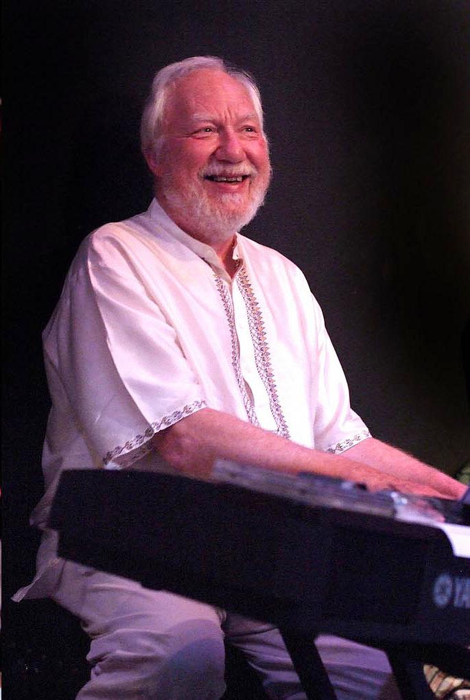 Tony Haynes, of Grand Union Orchestra
