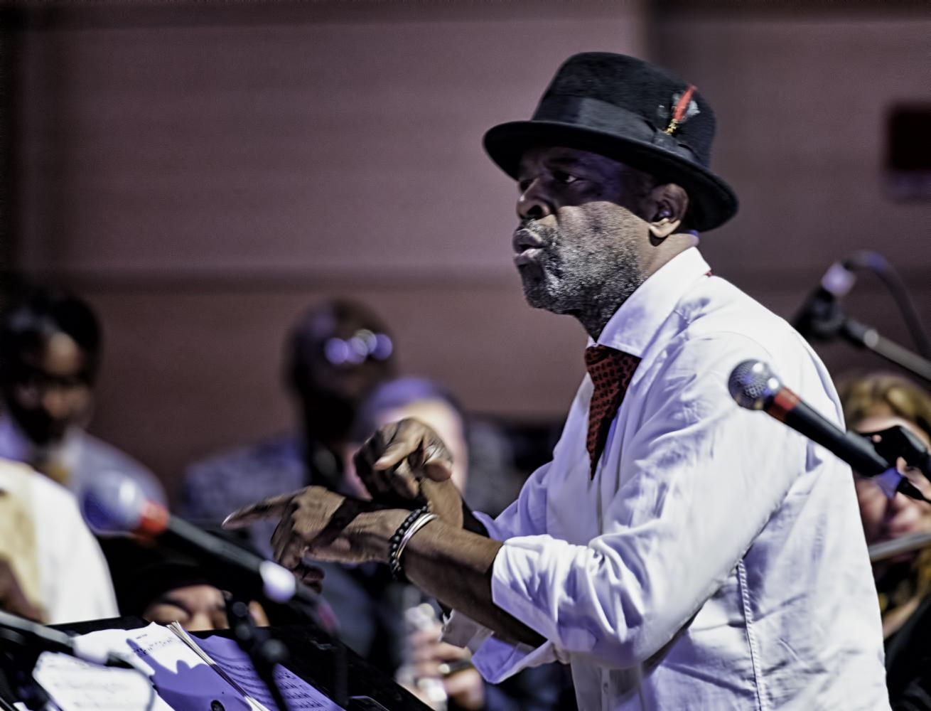 Craig Harris and Breathe at the NYC Winter Jazzfest 2017