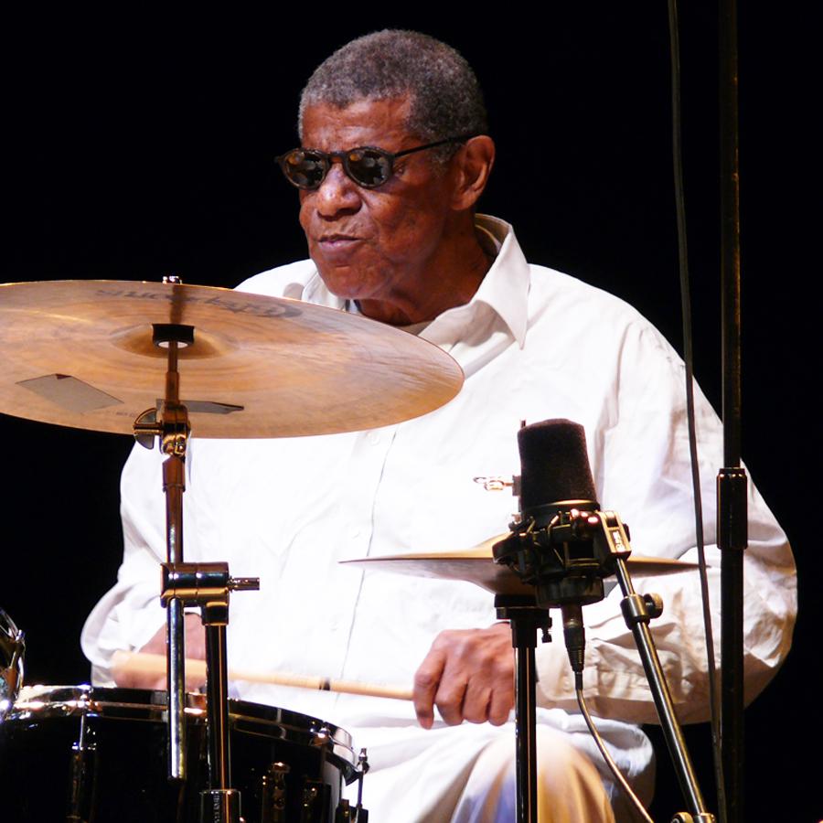 Sunny Murray at Jazz Em Agosto Lisbon
