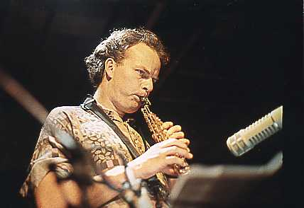 Michael Riessler Sax, CL