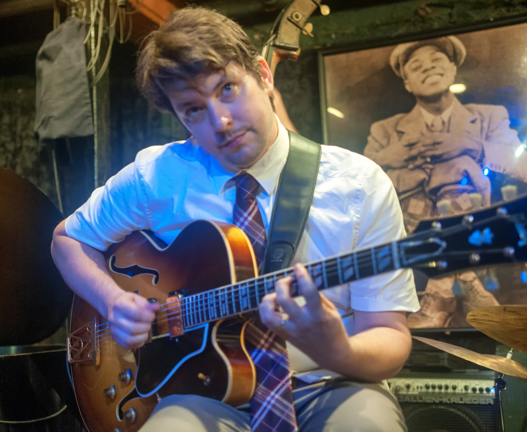 Lage Lund with Quartet at Smalls Jazz Club in New York City