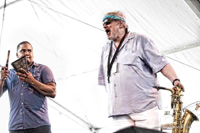 Ronnie Cuber / Newport Jazz Festival 2011