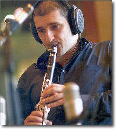 "Luca Luciano at Red Kite Studio Recording ""Neapolis"""