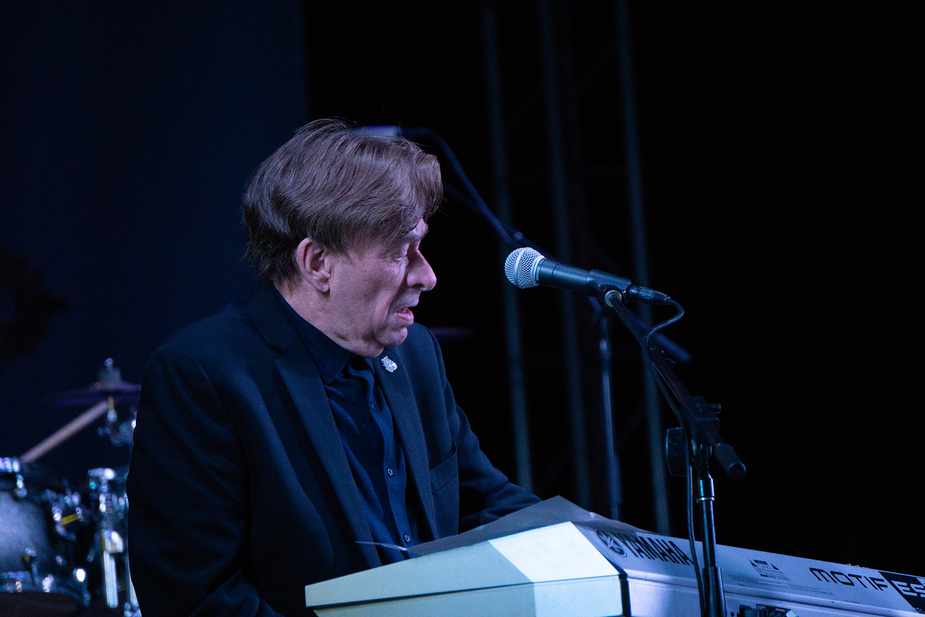 Singer/songwriter Bobby Caldwell Finds the Love In Cabo At Life Luxe Jazz