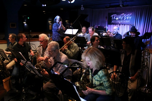 Diane Moser's Composers Big Band