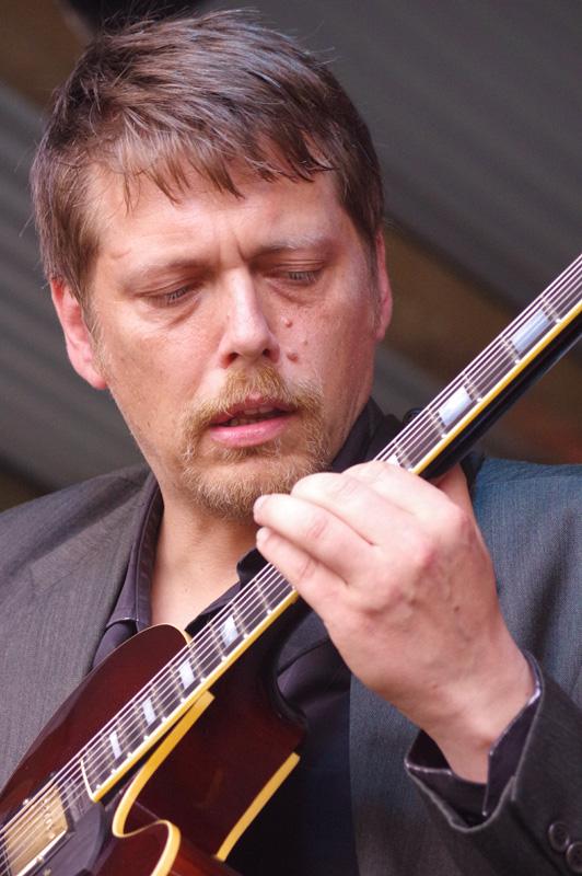 Nigel Price, Love Supreme Jazz Festival