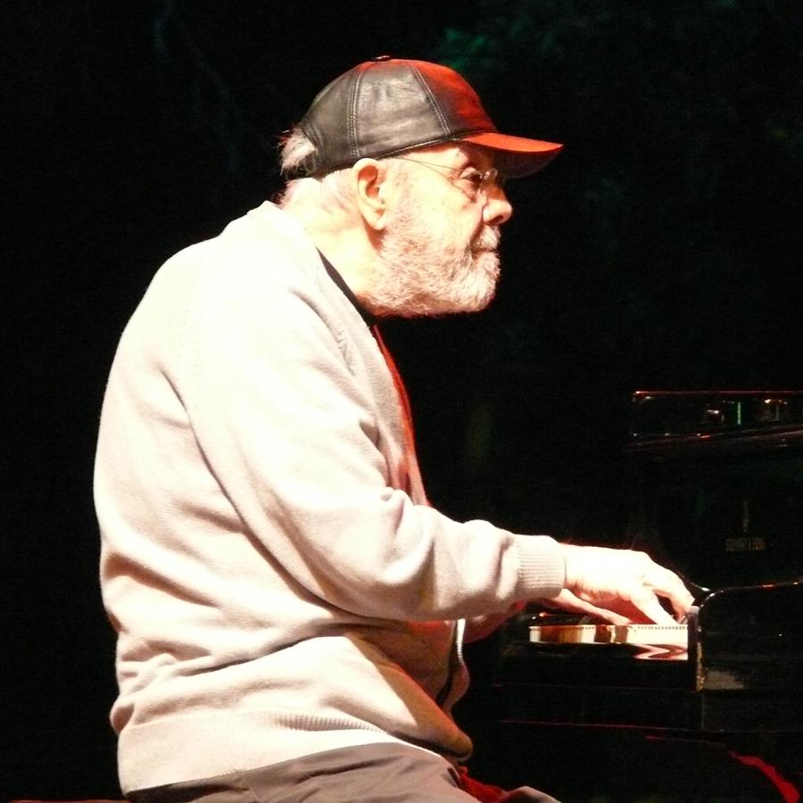 Misha Mengelberg at Jazz Em Agosto Lisbon
