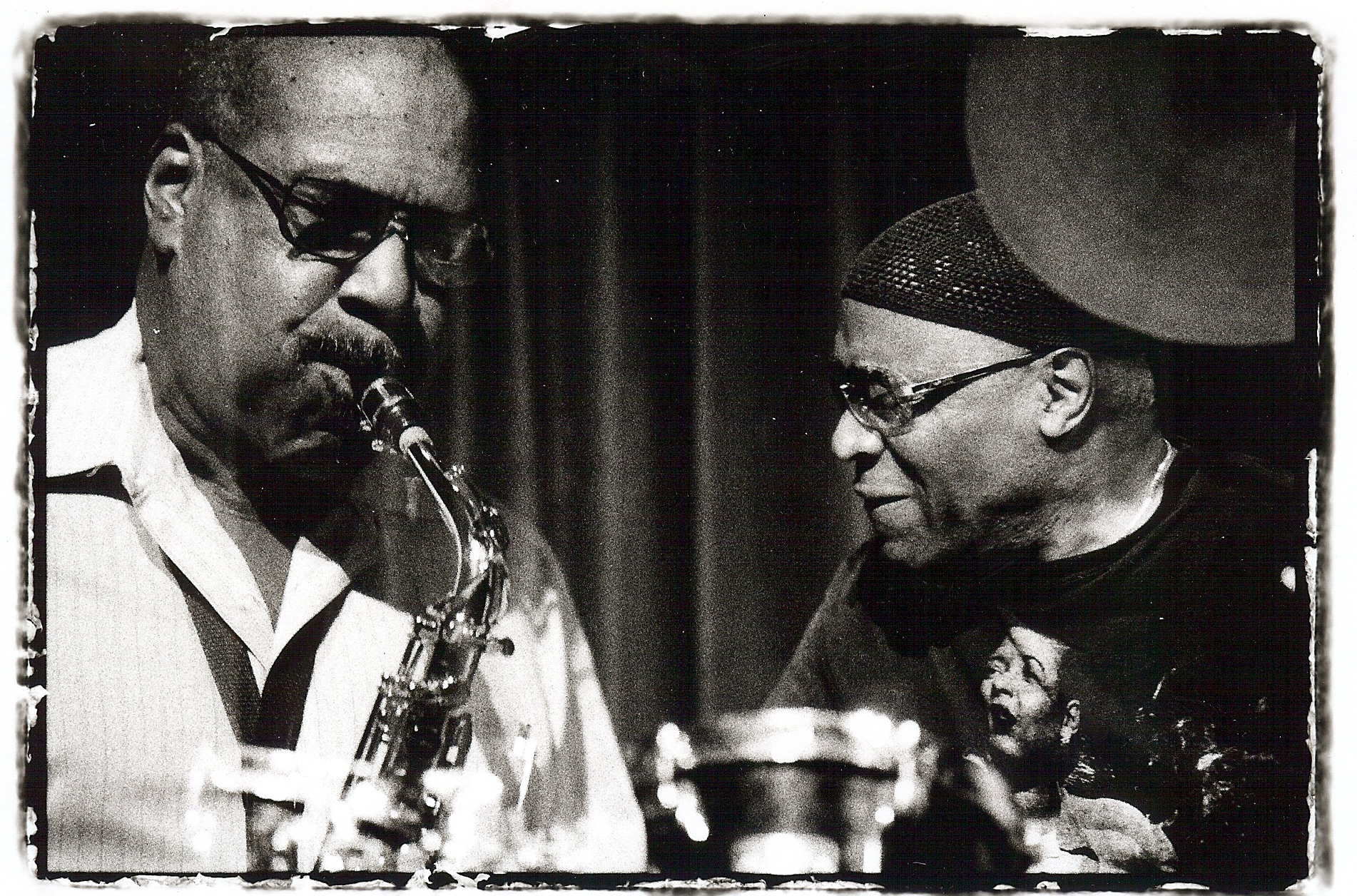 Fiery Duet: Sonny Fortune and Rashied Ali