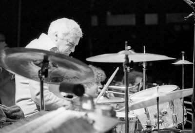 Buddy Rich 0429726 Lewisham Jazz Fest., Lewisham, Lond