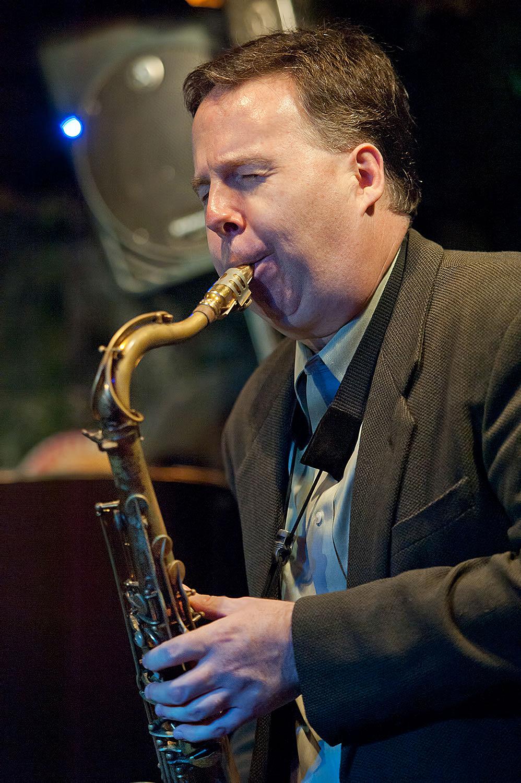 Harry Allen at Smalls Oct 27, 2011