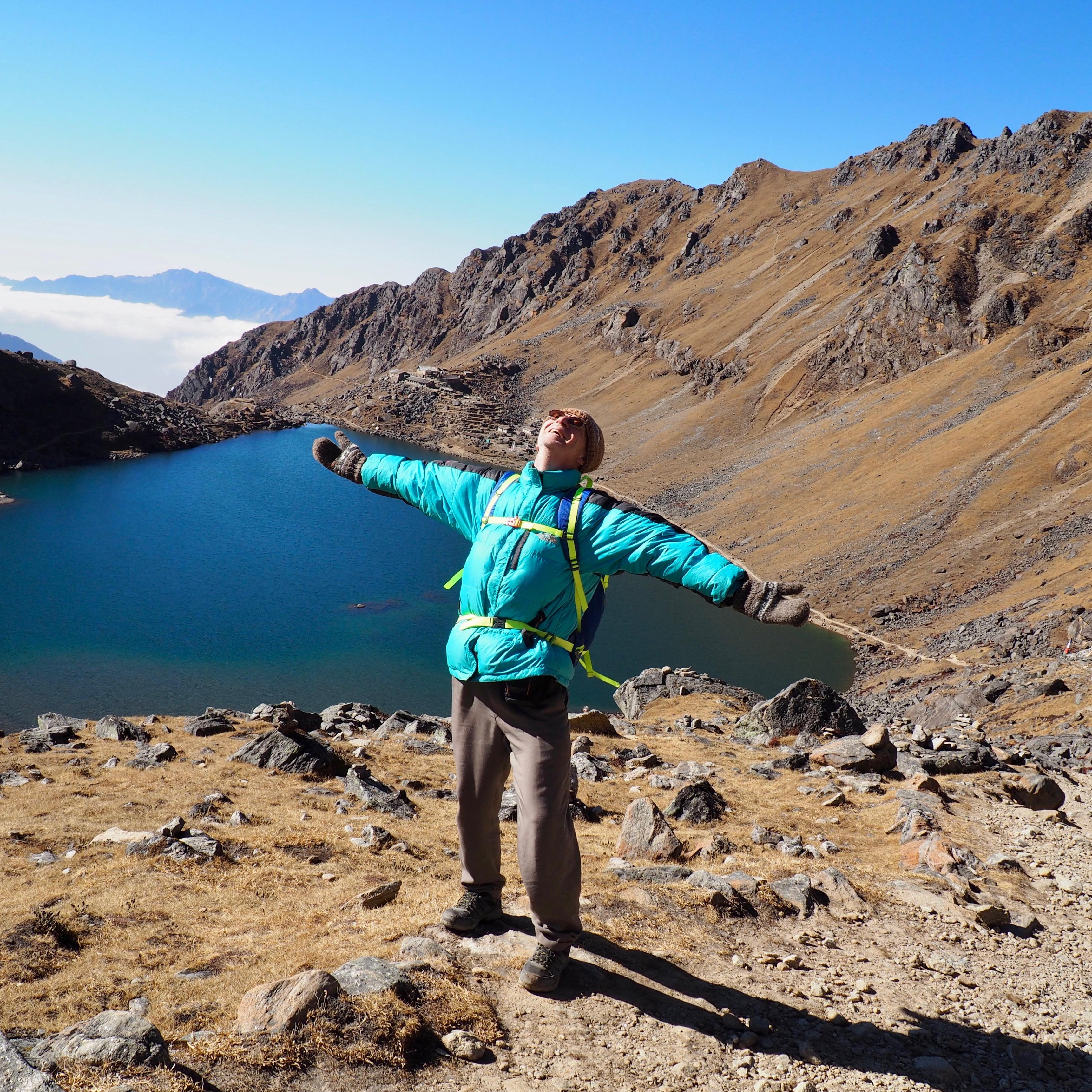 Ted Piltzecker -  Nepal