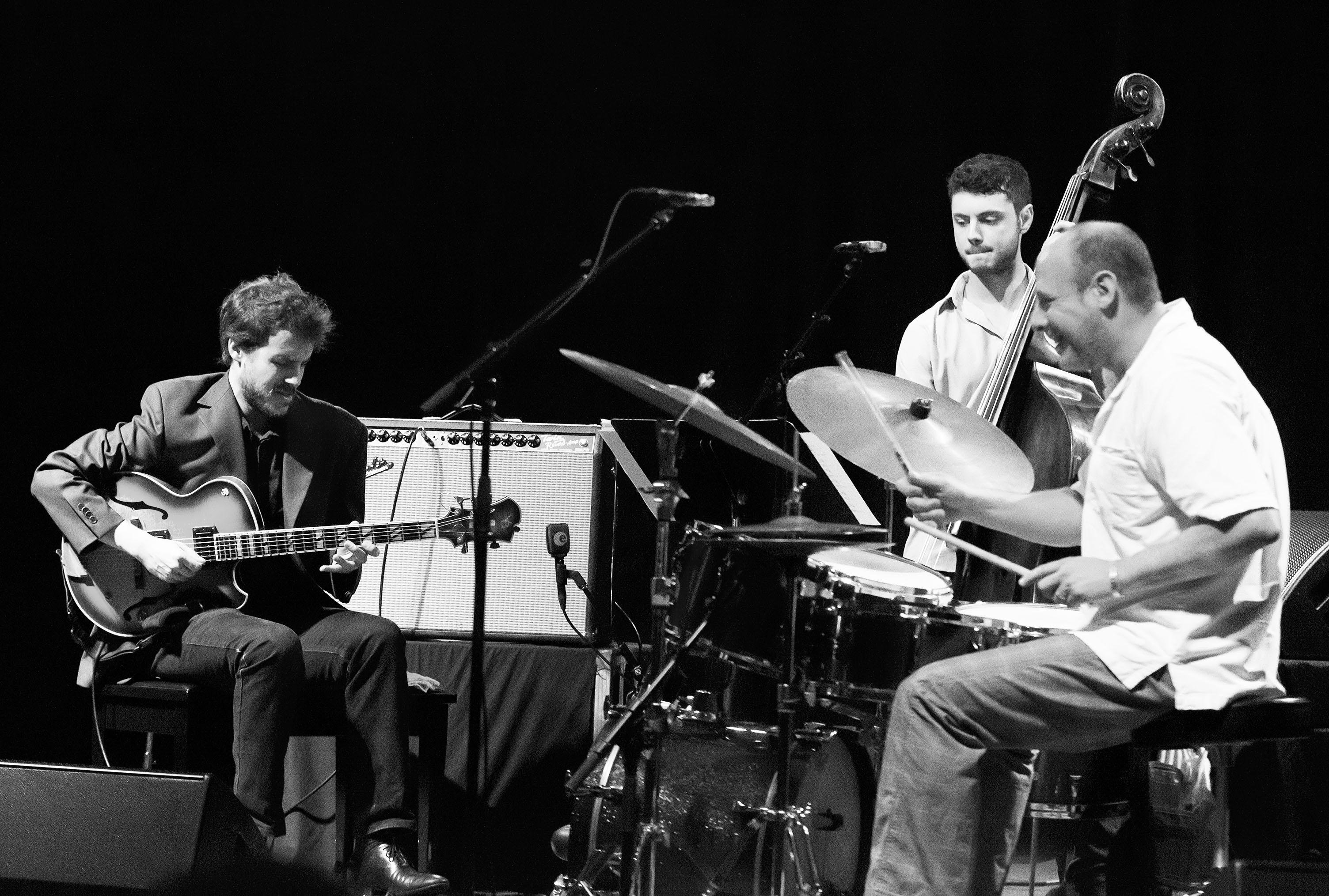 Gilad hekselman trio, 2013 td ottawa jazz festival