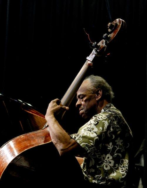 Cecil mcbee on valby summer jazz 2013 copenhagen, denmark