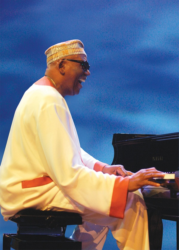 Randy Weston's Uhuru Afrika At BMCC Tribeca Performing Arts Center