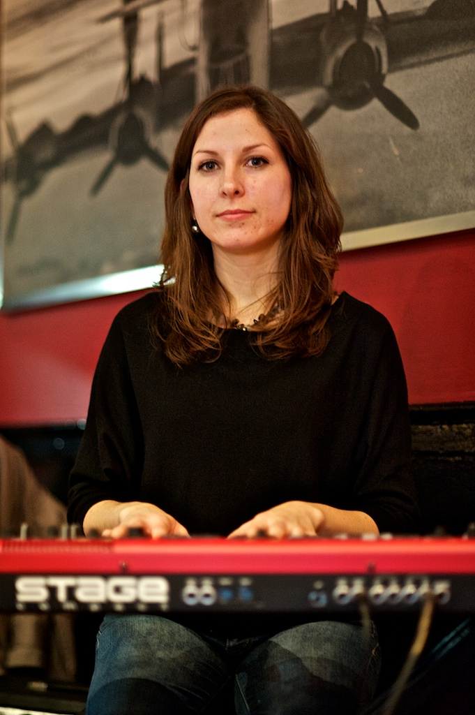 Amanda Tosoff - Chris Gale Quartet @ The Pilot - Toronto