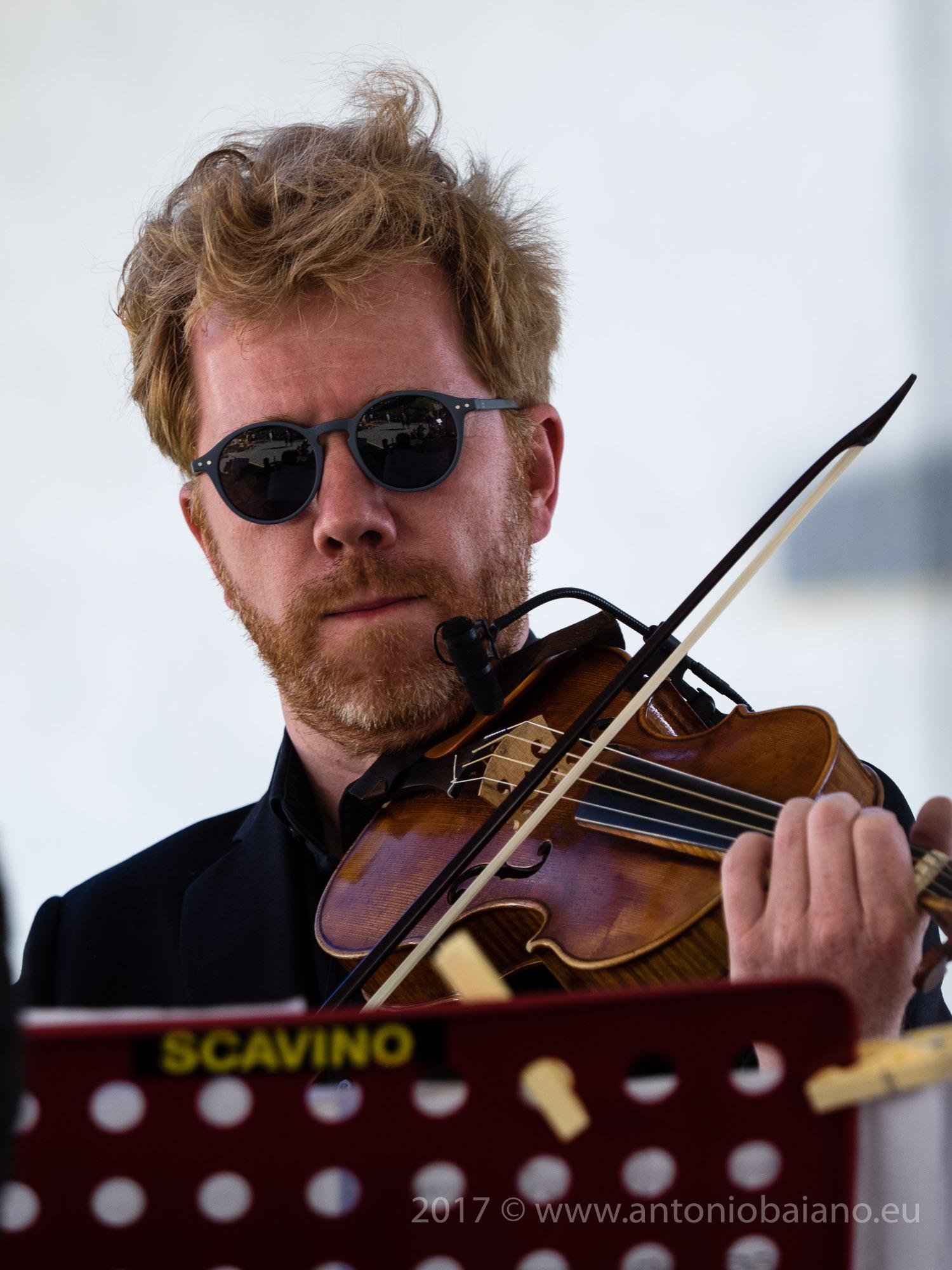 Albrecht Kühner, Siwan - Chamoisic Festival 2017