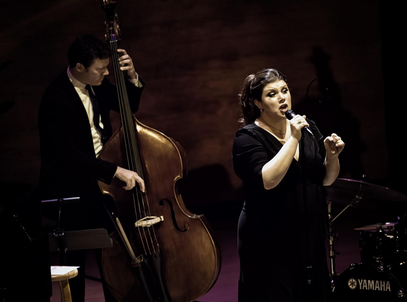 Jane Monheit And Neal Miner At The Musical Instrument Museum (mim) In Phoenix