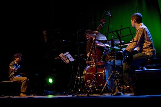 Dan Tepfer Trio - Gdansk in Jan. 2008