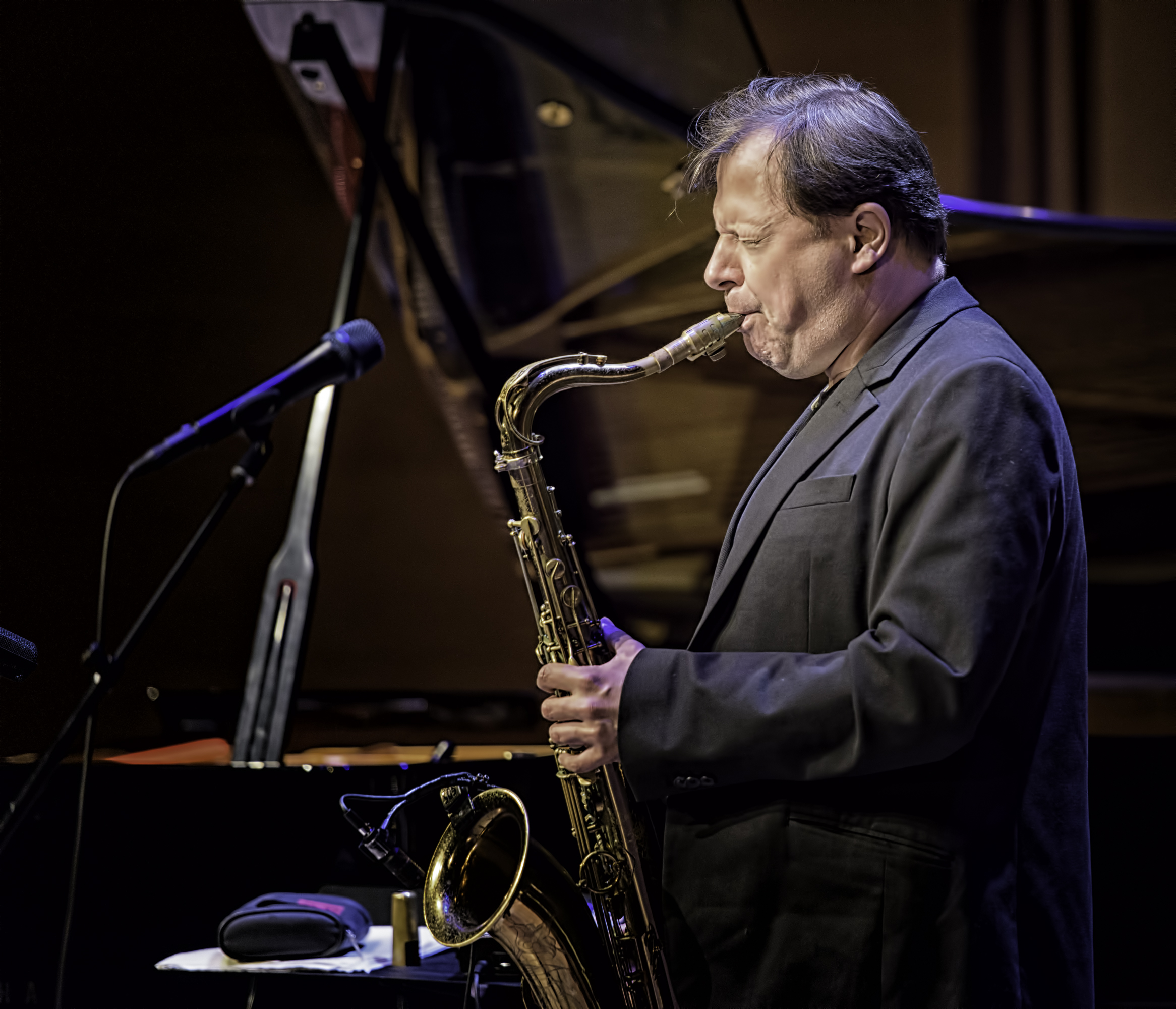 Chris Potter With Quartet At The Musical Instrument Museum (mim) In Phoenix