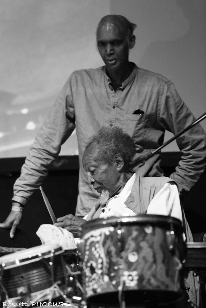 Shahzad Ismaily - Milford Graves