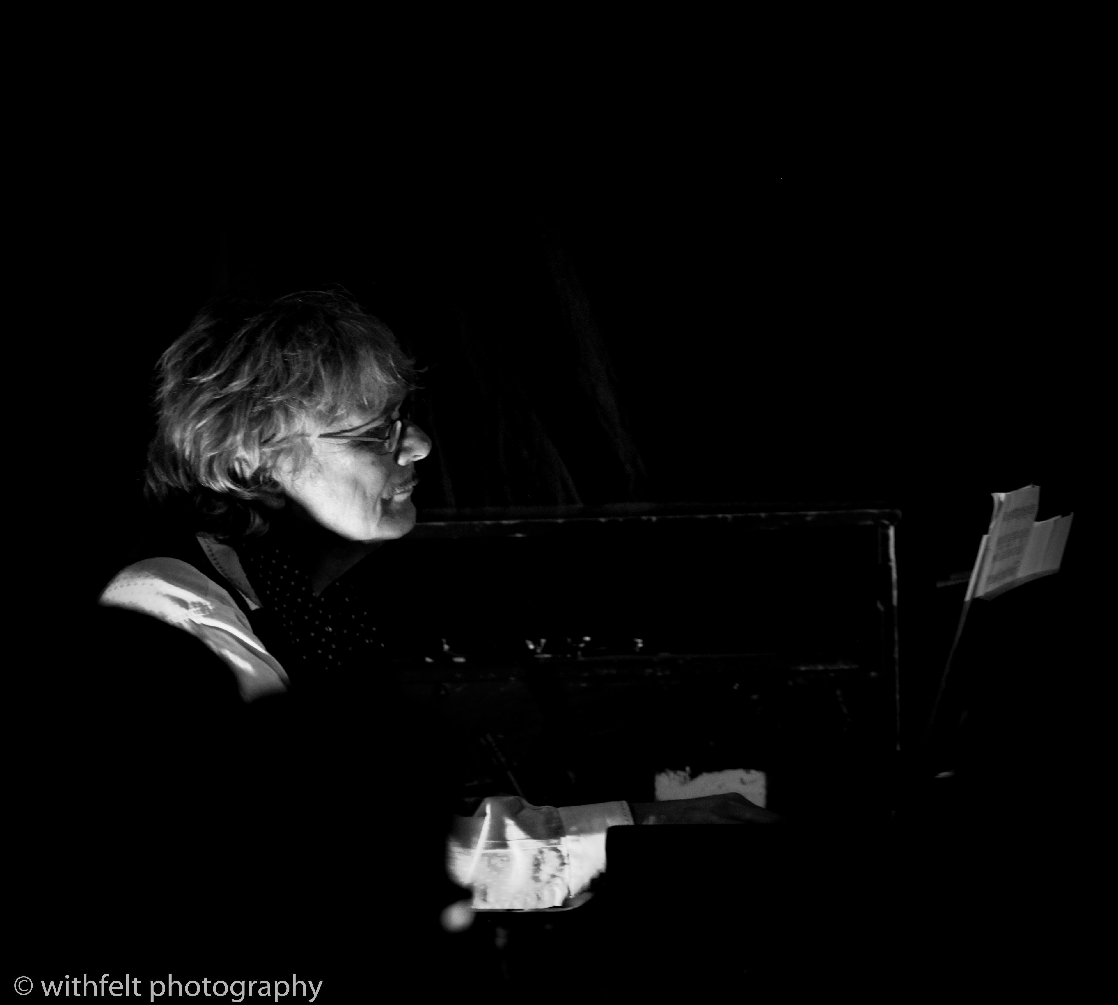 Anders Koppel, (hammond organ) at Winter Jazz 2016, Copenhagen, Denmark