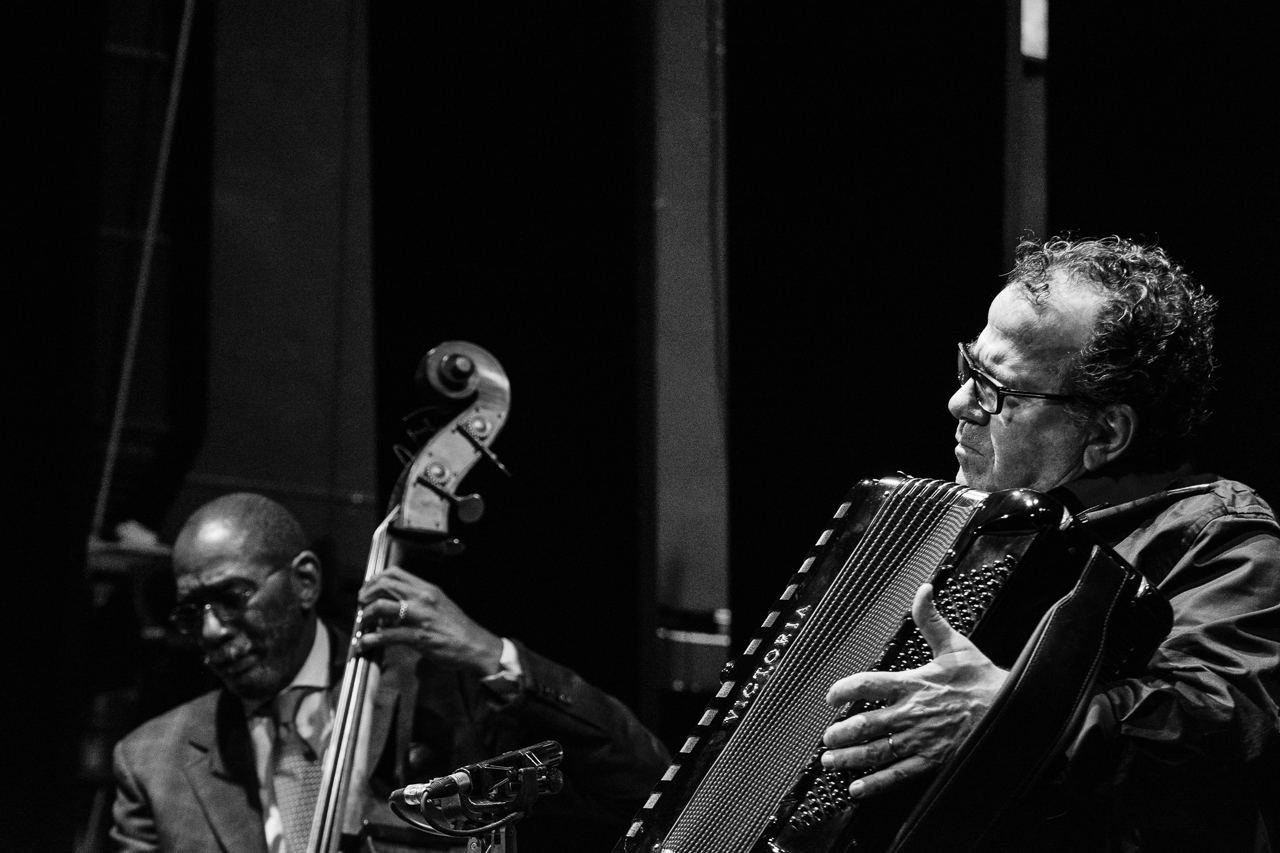 Richard Galliano & Ron Carter