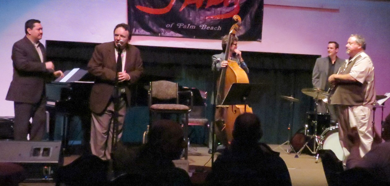 Claudio Roditi Quartet with Special Guest Freddie Jacobs, Harriet Himmel Theatre, West Palm Beach, 3/27/12