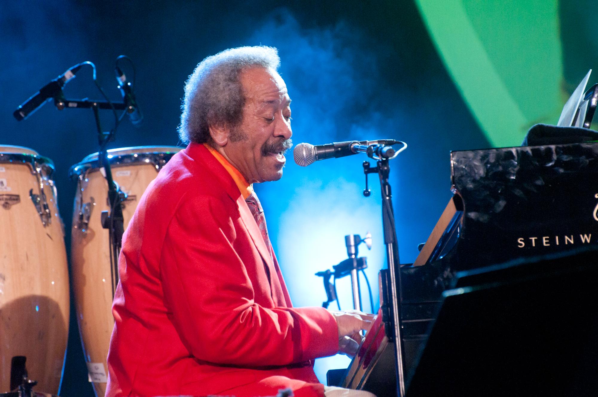 Allen Toussaint, Montreal International Jazz Festival, 2010