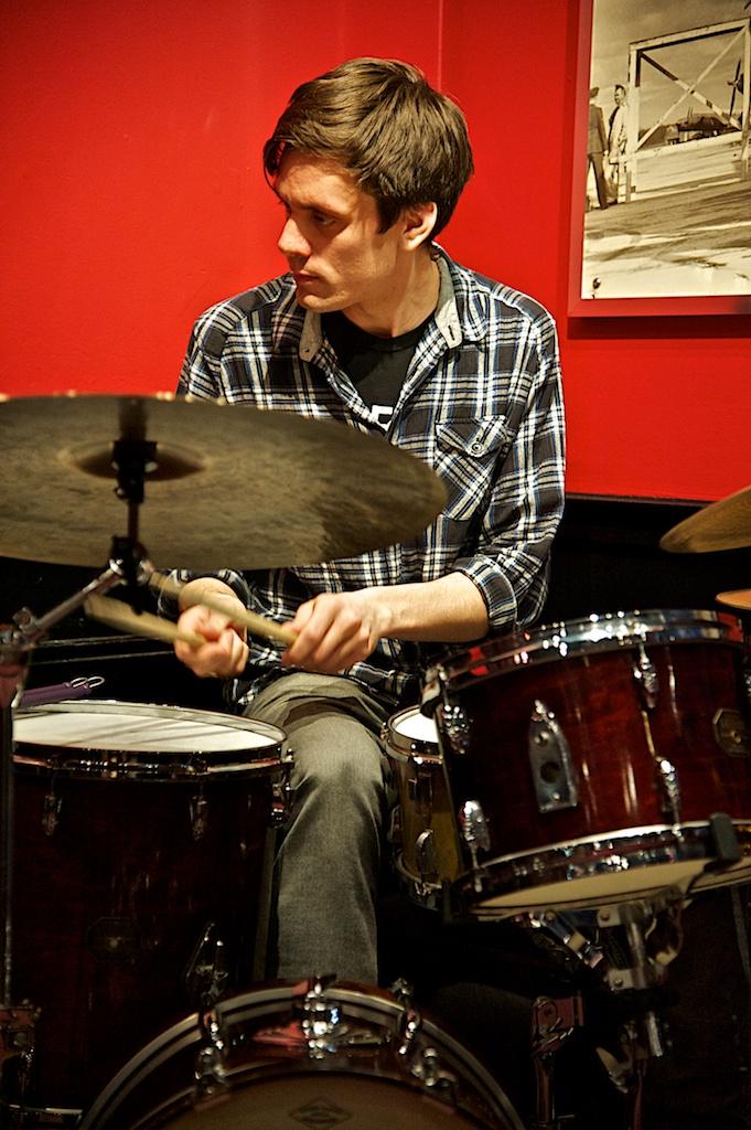 Ethan Ardelli - Mike Murley Quartet - The Pilot - Toronto