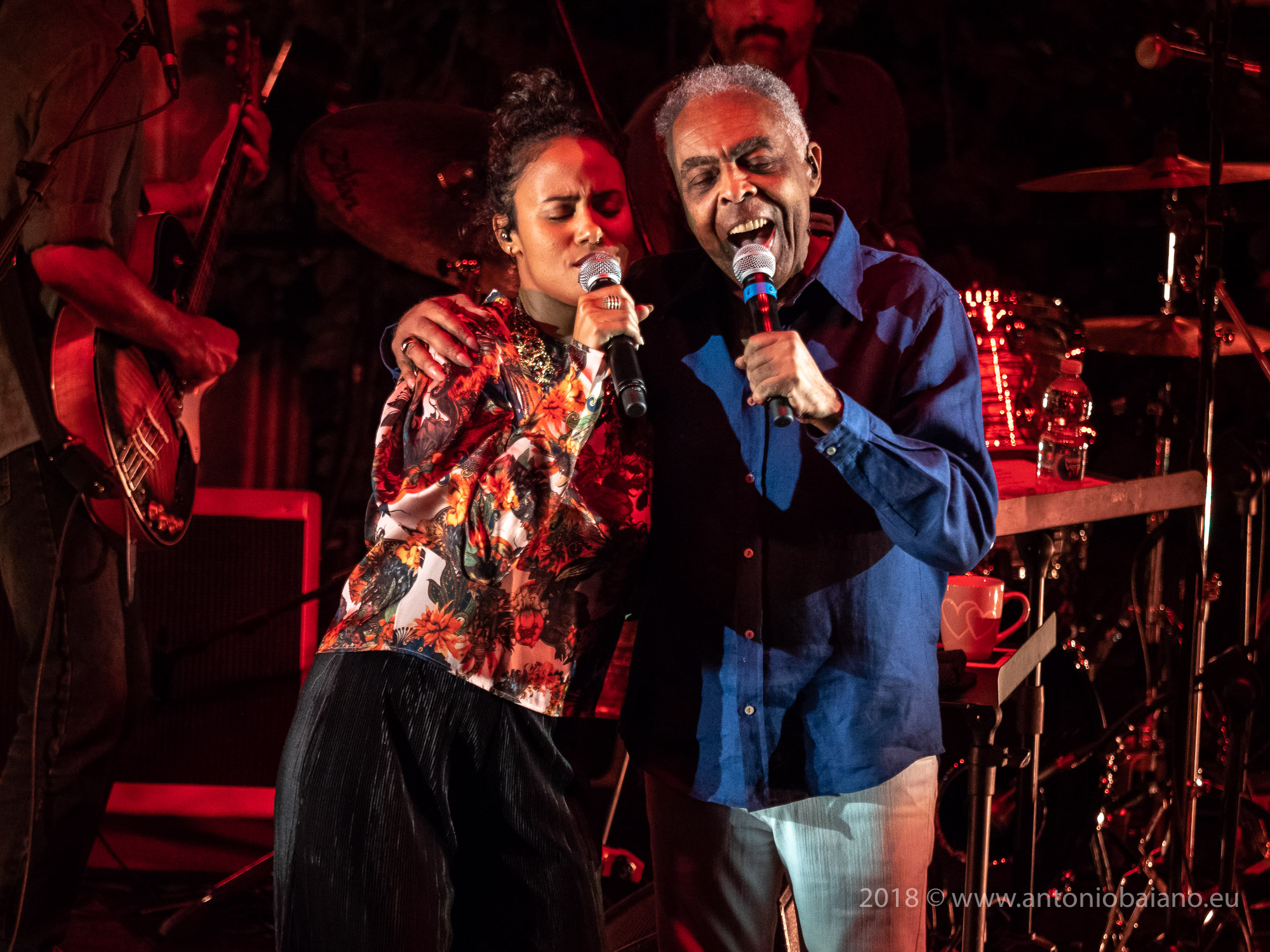 Gilberto Gil with Mayra Andrade - Refavela 40