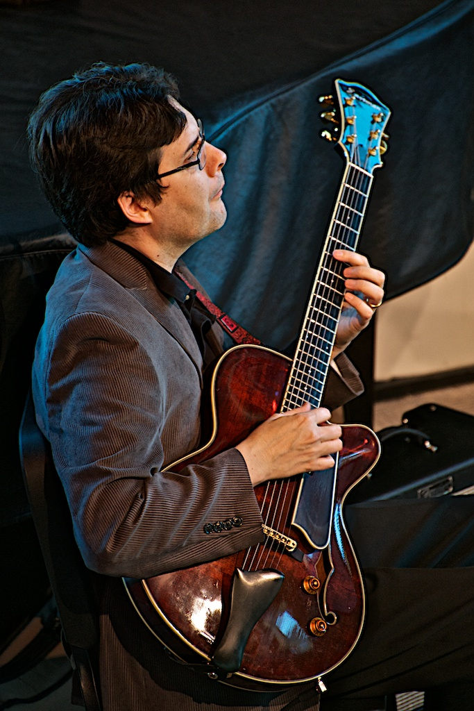 Reg Schwager - Barry Elmes Quintet - York University - Toronto